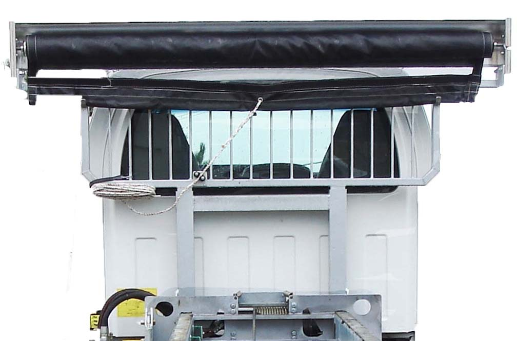 Tarp Systems For Roll Off Containers By On Trux