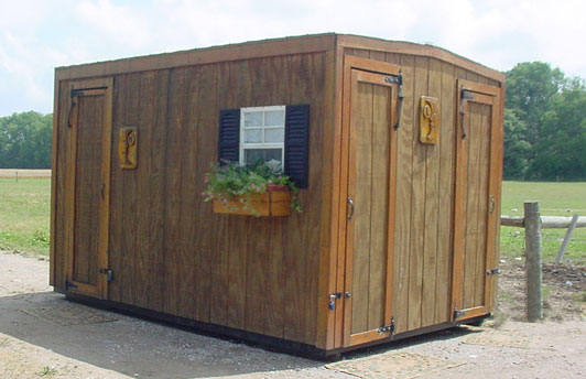 Elect For a Portable Toilet Quote Online